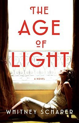 Novel cover: Age of Light by Whitney Scharer